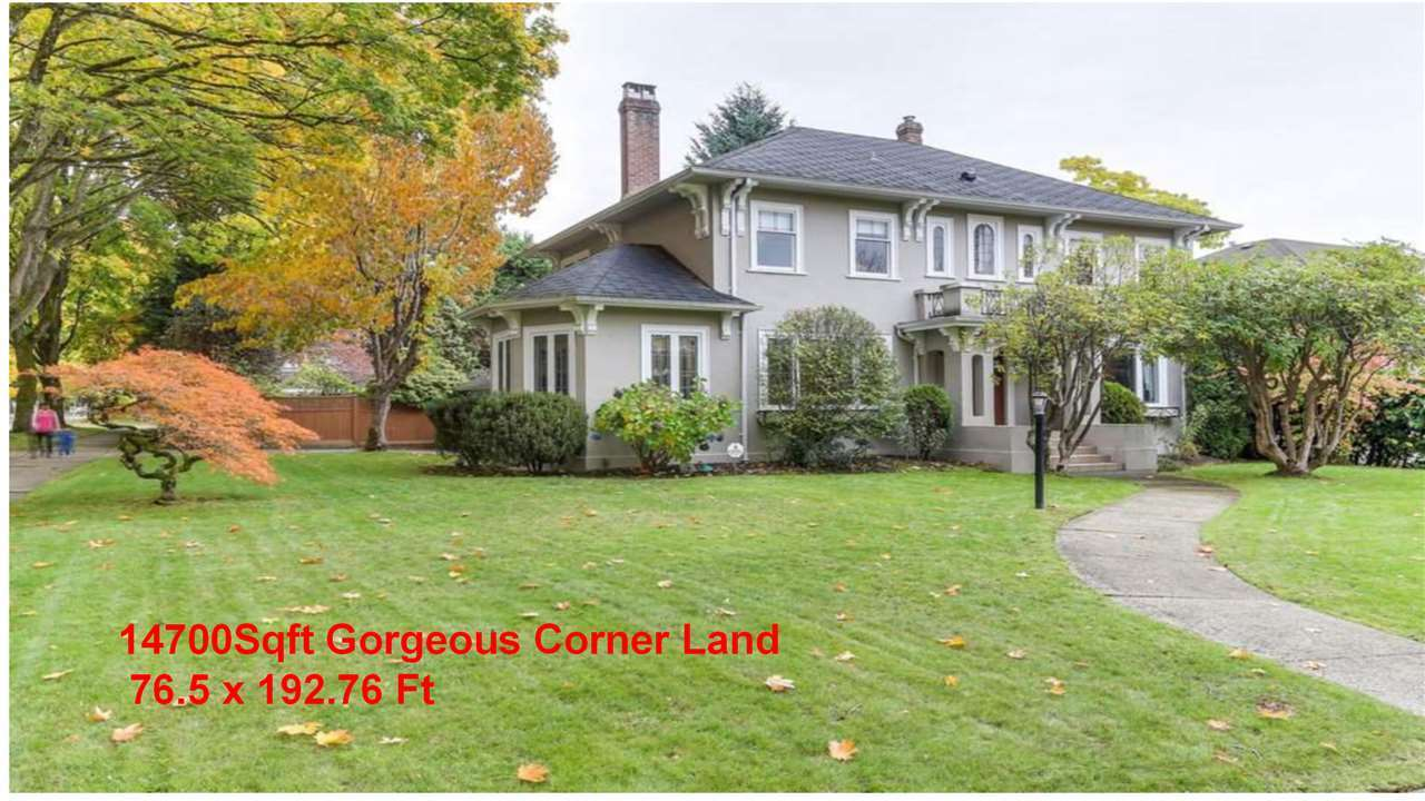 South Granville House/Single Family for sale:  5 bedroom 3,631 sq.ft. (Listed 2021-03-15)