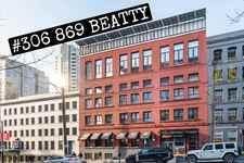 306 869 BEATTY STREET - MLS® # R2551567
