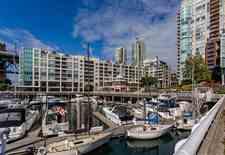 605 1006 BEACH AVENUE - MLS® # R2575522