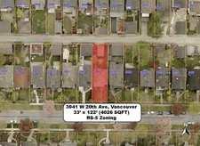 3941 W 20TH AVENUE - MLS® # R2579109