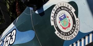 Guarda Municipal recupera carro roubado em Holambra