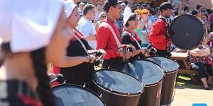 VÍDEO: Comemoração do Dia do Rei reúne 1,5 mil pessoas em Holambra