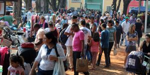 Mercado das Pulgas mantém viva a tradição em Holambra