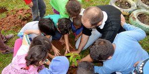 Águas de Holambra comemora Dia do Meio Ambiente com estudantes da cidade