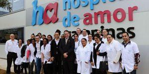 Município inaugura Hospital do Câncer
