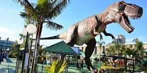 T-Rex Park ajusta horário de funcionamento