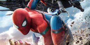 Ao lado do Homem de Ferro, novo Homem-Aranha chega aos cinemas