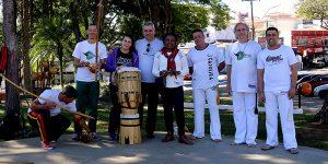Valinhos promoverá semana especial da Capoeira