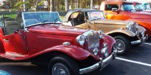 Encontro de Carros Antigos acontece neste domingo em Americana
