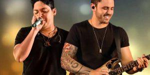 Jorge & Mateus se apresentam em Vinhedo nesta quinta-feira