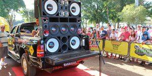 Holambra irá receber campeonato de som e tuning