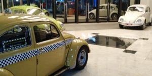 Tivoli Shopping recebe Exposição de Fuscas e Kombis
