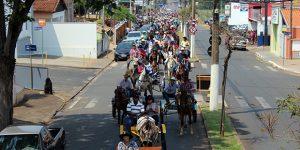 Desfile dos cavaleiros acontece neste domingo em Artur Nogueira