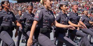 Estado abre concurso para Polícia Militar
