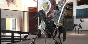Salão de Artes Visuais pode ser visitado até o dia 21 em Vinhedo