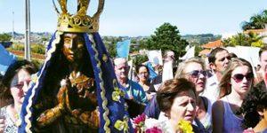 Louvor a Nossa Senhora terá carreata, missa e procissão em Valinhos