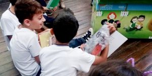 Itatiba recebe 500 livros do Projeto Mundo da Leitura