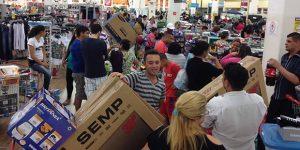 Faturamento da Black Friday cresce em Campinas