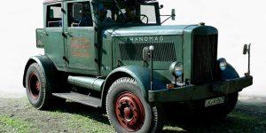 Parque Ecológico recebe exposição de viaturas militares antigas