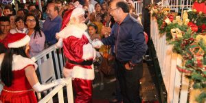 Neste ano, Vinhedo levará o Papai Noel à bairros da cidade