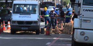 Vias de Campinas têm interdições de trânsito por conta de obras