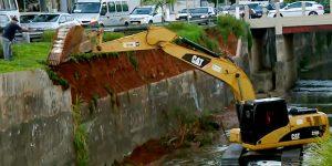 Obra interdita faixa da Avenida Norte-Sul por até 10 dias em Campinas