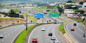 Obras alteram trânsito na Rodovia D. Pedro em Campinas