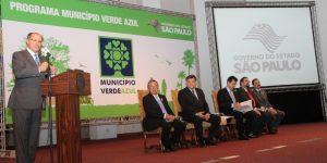 Seis cidades da região se classificam no Programa Município Verde Azul