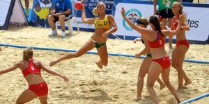 Campinas é primeira não capital a sediar final do Brasileiro de Handebol de Areia