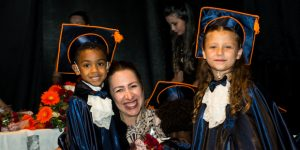 Cerimônia de formatura emociona pais e alunos do Anglo em Artur Nogueira