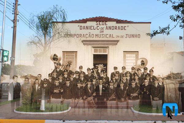 Corporação Musical é a instituição mais antiga de Artur Nogueira