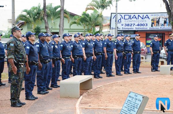 Guarda Municipal de Artur Nogueira completa 35 anos