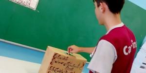 Escolas de Artur Nogueira realizam votação de grêmios estudantis