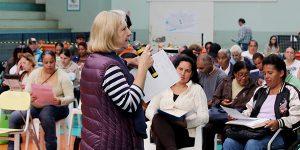 Contemplados do Minha Casa Minha Vida de Artur Nogueira participam de nova reunião