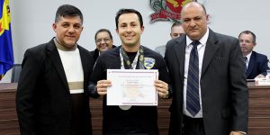 Destaques de Artur Nogueira são homenageados pela Câmara Municipal