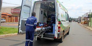 Motociclista sofre acidente em Artur Nogueira e envolvido foge