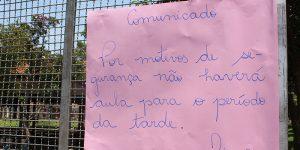 Escolas suspendem aulas em Artur Nogueira por motivos de segurança