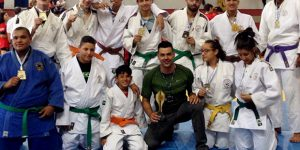 Judô de Artur Nogueira conquista 207 medalhas em 2016