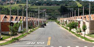 Sete casas ainda estão vazias no Residencial Minha Casa Minha Vida de Artur Nogueira