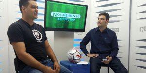 Confira a estreia do programa Nogueirense Esportivo