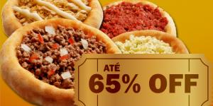 ENCERRADO: Quatro sabores de esfihas por apenas R$ 1,50 cada