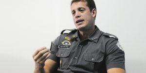 Capitão Hoio defende combate ao crime com iniciativas educacionais em Artur Nogueira