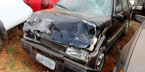 Menor colide carro em acidente de trânsito em Artur Nogueira