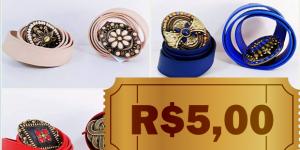 Encerrado: Pague R$ 5 em qualquer cinto feminino em Artur Nogueira