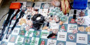 PM localiza cerca de 10 kg de drogas durante operação em Artur Nogueira e Cosmópolis