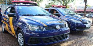Prefeitura de Artur Nogueira faz entrega de novas viaturas ao Trânsito