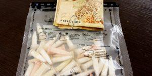GCM de Artur Nogueira encontra maconha e cocaína durante abordagens