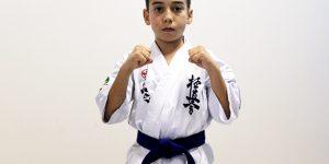 Carateca mirim de Artur Nogueira sagra-se campeão brasileiro