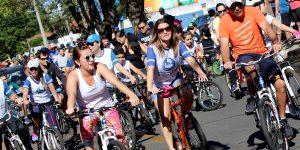 Passeio Ciclístico do Anglo reúne 400 pessoas em Artur Nogueira