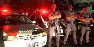Polícia prende ladrão de caminhonete em Artur Nogueira